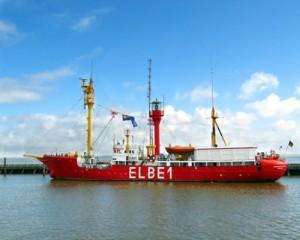 Statek latarniowy ELBE